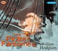 William Hodgson - Les pirates fantômes. 1 CD audio MP3