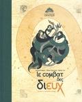 Armand Aloyin et Olivier Raymond - Le combat des dieux - D'après la Théogonie d'Hésiode. 1 CD audio