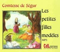 Comtesse de Ségur - Les petites filles modèles. 1 CD audio MP3
