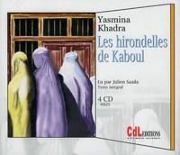 Yasmina Khadra - Les hirondelles de Kaboul. 4 CD audio