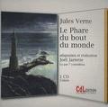 Jules Verne - Le Phare du bout du monde. 1 CD audio