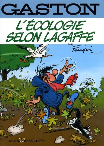 écologie selon Lagaffe. (L')   Franquin. Auteur