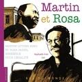 Martin et Rosa : Martin Luther King et Rosa Parks, ensemble pour l'égalité / Raphaële Frier | Frier, Raphaële (1970-....)