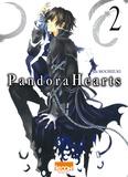 Jun Mochizuki - Pandora Hearts Tome 2 : .