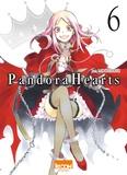 Jun Mochizuki - Pandora Hearts Tome 6 : .