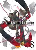 Jun Mochizuki - Pandora Hearts Tome 8 : .