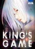 Nobuaki Kanazawa et Hitori Renda - King's Game Tome 4 : .