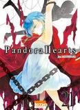 Jun Mochizuki - Pandora Hearts Tome 21 : .