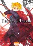 Jun Mochizuki - Pandora Hearts Tome 22 : .