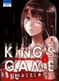 Nobuaki Kanazawa - King's Game Origin Tome 2 : .