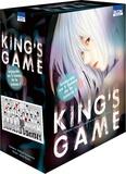 Nobuaki Kanazawa et Hitori Renda - King's Game Intégrale saison 1 : Coffret en 5 volumes.