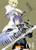 Takatoshi Shiozawa - Final Fantasy Type-0 - Le guerrier à l'épée de glace Tome 4 : .