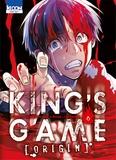 Nobuaki Kanazawa et J-Ta Yamada - King's Game Origin Tome 6 : .