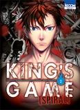 Nobuaki Kanazawa - King's Game Spiral Tome 2 : .