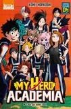 Kohei Horikoshi - My Hero Academia Tome 4 : Celui qui avait tout.