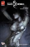 Zeb Wells et Michael Gaydos - Snake Woman Tome 1 : Un serpent humain.