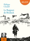 Philippe Claudel - Le rapport de Brodeck. 1 CD audio MP3