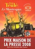 Jean Teulé et François d' Aubigny - Le Montespan. 1 CD audio MP3