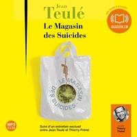 Jean Teulé et Thierry Freret - Le Magasin des Suicides.