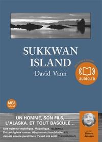 David Vann - Sukkwan Island. 1 CD audio MP3