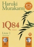 Haruki Murakami - 1Q84 - Livre 1, Avril-Juin. 2 CD audio MP3