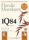 Haruki Murakami - 1Q84 - Livre 3, ocotbre décembre. 2 CD audio MP3