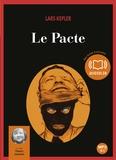 Le pacte / Lars Kepler. traduit du suédois par Hege Roel-Rousson | Kepler, Lars