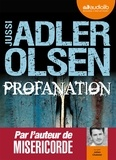 Jussi Adler-Olsen - Profanation. 2 CD audio MP3