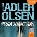 Jussi Adler-Olsen - Profanation.
