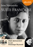 Irène Némirovsky - Suite française. 2 CD audio MP3