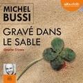 Michel Bussi - Gravé dans le sable - Omaha Crimes.