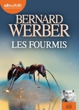Bernard Werber - Les fourmis. 1 CD audio MP3
