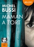 Michel Bussi - Maman a tort. 2 CD audio MP3