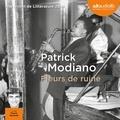 Patrick Modiano - Fleurs de ruine.