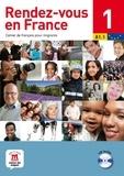 Fabrice Barthélemy - Rendez-vous en France - Cahier de français pour migrants. 1 CD audio