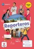 Maison des langues - Espagnol 4e A1/A2 Reporteros. 1 DVD + 1 CD audio