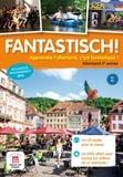 Maison des langues - Allemand 2e année A1-A2 Fantastisch!. 1 DVD + 2 CD audio