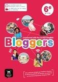 Maison des langues - Anglais 6e Bloggers. 1 DVD + 1 CD audio
