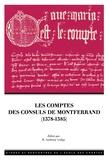 R. Anthony Lodge - Les comptes des consuls de Montferrand (1378-1385).