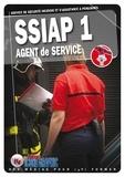 Icone Graphic - SSIAP1 - Service de Sécurité Incendie et d'Assistance à Personnes - Agent de service.