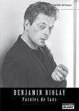Jérémy Attali - Benjamin Biolay.