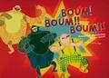 Przemyslaw Wechterowicz et Marianna Oklejak - Boum ! Boum !! Boum !!!.