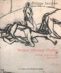 Philippe Jaccottet - Bonjour, Monsieur Courbet - Artistes, amis, en vrac : 1956-2008.