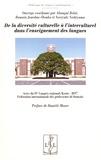 Altangul Bolat et Romain Jourdan-Otsuka - De la diversité culturelle à l'interculturel dans l'enseignement des langues.