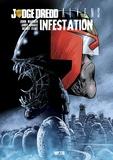 John Wagner et Andy Diggle - Judge Dredd  : Aliens : infestation - Edition Hardcore.