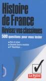 Bénédicte Gaillard - Histoire de France - Révisez vos classiques.