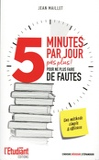 Jean Maillet - 5 minutes par jour pour ne plus faire de fautes.