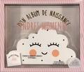 Carole Guermonprez - Tendres moments - Mon album de naissance - Avec une veilleuse en bois en forme de nuage et 8 LED.