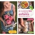 Marie Chioca - Je cuisine bio avec les enfants.