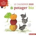 Mathilde Magnan - Le calendrier du potager bio - Les expressions du jardin.